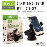 Beli Robot Car Holder Rt Ch03 High Quality Secure And Convenient 360Derajat Rotation Black Terbaru