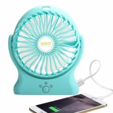 Robot Portable Battery Fan RT-BF06 & Power bank 2000mAh