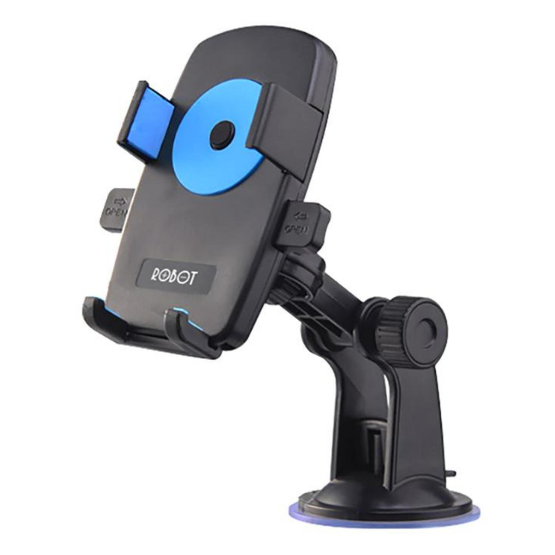 Bandingkan Toko Robot RT-CH01 Rotation 360 Degree Car Holder for Android or iPhone sale