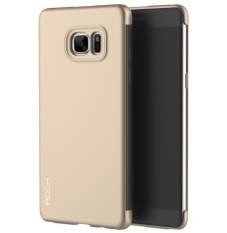 ROCK Dr.V TPU+PC Luxury Smart View Full Window Flip Case For Samsung Galaxy Note7 (Color:c0) - intl