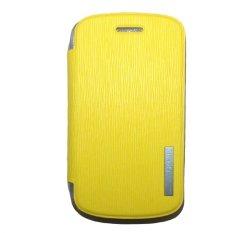 Harga Rock Phone For Blackberry Q10 Elegant Series Flip Leather Case Kuning Rock Phone Ori