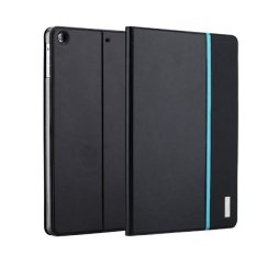 Rock Rotation Series Smart Cover 360 Derajat For Apple iPad Air - Hitam