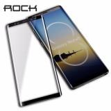 Harga Rock Screen Protector Untuk Samsung Galaxy Note 8 Rock 9 H 3D Full Screen Tempered Film Pelindung Kaca Kaca Film Untuk Galaxy Note8 Intl Rock Original