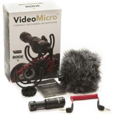 Harga Rode Video Micro Compact On Camera Microphone Origin