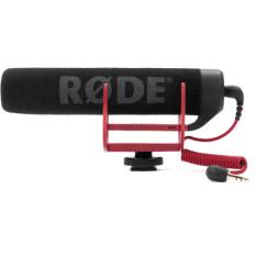 Jual Rode Videomic Go Lightweight On Camera Microphone Hitam Branded
