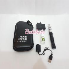 Rokok Elektrik 1300Mah Tipe X6 + Refill Liquid / Vape / Vapor X6 - Original