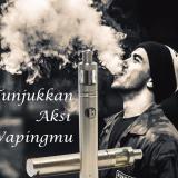 Jual Rokok Elektrik Original Ald Firemod 50W 1400Mah Vape Starter Kit Asap Kuat Silver Import