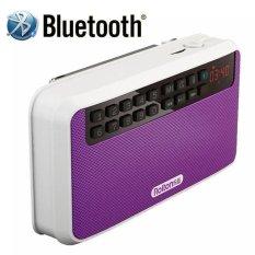 Diskon Rolton E500 Mini Bluetooth Speaker Kotak Mendukung Panggilan Telepon Bluetooth Tf Card Mp3 Fm Radio Earphone Led Light Merekam Suara Intl