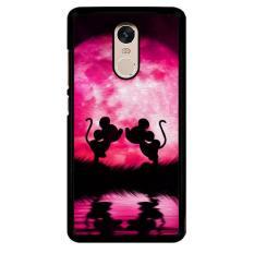 Romance Mickey And Mini Mouse O0660 Xiaomi Redmi Note 3 | Note 3 Pro Custom Hard Case