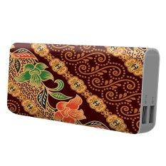 Harga Romoss Power Bank 10 000 Mah Spesial Edisi Batik Nusantara Parang Daun Yang Bagus