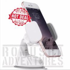 Romusa Phone holder car silicon universal Holder HP dashboard-mobil kaca