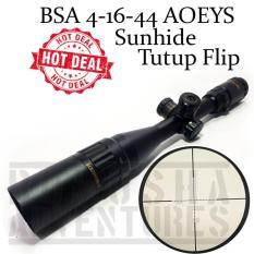 Beli Romusha Bsa 4 16X44 Aoeys Sunhide Tutup Flip Telescope Tele Pake Kartu Kredit