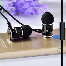 Rorychen Bass Ear Earphone Komputer Ponsel Universal Earpiece Logam Headset Intl Rorychen Diskon 40