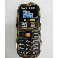 Toko R S Handphone Maxtron P12 New Army Edition Baterai 12000Mah Edition Army Rafly Store Yang Bisa Kredit
