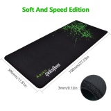 Jual Karet Razer Goliathus Mantis Speed Edition Gaming Mouse Pad Game Pc Mat Xl Besar Ukuran 700X300 3 Mm Intl Online