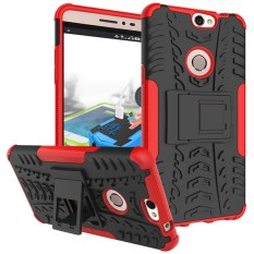 RUGGED ARMOR Coolpad Max A8 Case Shockproof Casing Cover Softcase Dual Layer Hardcase Stand Mode