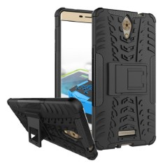 RUGGED ARMOR Coolpad Sky 3 E502 Case Shockproof Casing Cover Softcase Dual Layer Hardcase Stand Mode