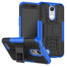 RUGGED ARMOR LG K10 2017 Case Shockproof Casing Cover Softcase Dual Layer Hardcase Stand Mode