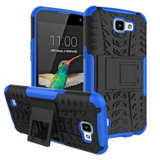 RUGGED ARMOR LG K4 2016 K120 Case Shockproof Casing Cover Softcase Dual Layer Hardcase Stand Mode