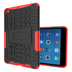 RUGGED ARMOR Xiaomi Mi Pad MiPad 2 3 Case Shockproof Casing Cover Softcase Dual Layer Hardcase Stan