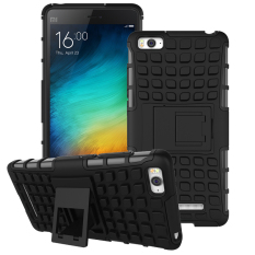 RUGGED ARMOR Xiaomi Mi4i Mi4c Mi 4i Mi 4c Case Shockproof Casing Cover Softcase Dual Layer