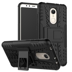 RUGGED ARMOR Xiaomi Redmi 5 Plus 5+  5.9 Inch Case Shockproof Casing Cover Softcase Dual Layer Hardcase Stand Mode