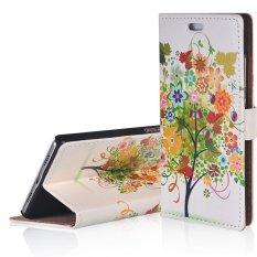 RUILEAN TPU Flip Leather Cover Telepon untuk HTC Desire 530/Desire 630 (Multicolor)