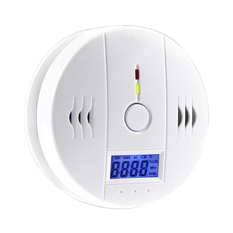Rumah Tangga Karbon Monoksida Detektor Honeycomb Briquet Alarm Perangkat Coal Gas Warner-Internasional