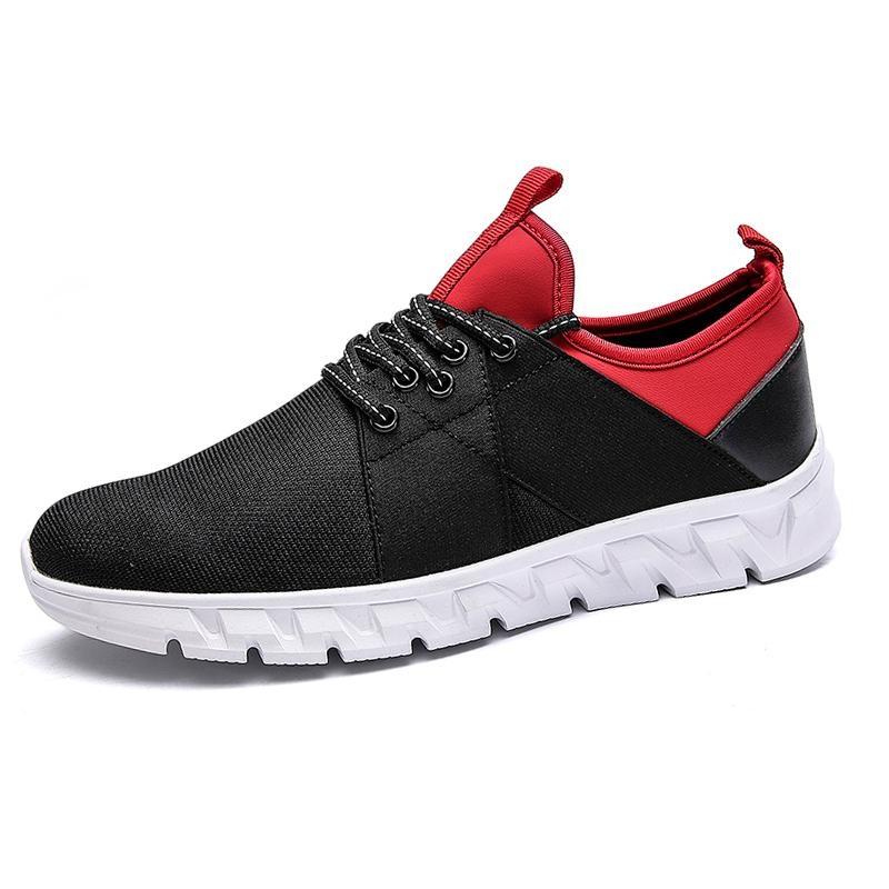 Top 10 Running Shoes Cahaya Berat Mesh Olahraga Sepatu Jogging Sneakers Untuk Pria Kolam Flat Berjalan Trend Sepatu Intl Intl Online