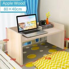 Ruyiyu Kayu Berkualitas Meja Laptop, Tempat Tidur Berdiri Meja, Baki Sofa Sofa, buku Catatan Penyangga Pemegang Baca untuk Lantai Sofa, Meja Tulis atau Buah Tujuan Permainan, Besar Baki Tempat Tidur-Internasional