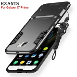 Jual Rzants Untuk Galaxy J7 Prime Case Dengan Lanyard Armor Series Shockproof Kickstand Hard Back Cover Untuk Samsung Galaxy J7 Prime Intl Rzants Grosir