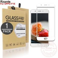 Beli Rzants Untuk Oppo F1S Screen Protector 1 Pack Tempered Film Full Cover Glass Untuk Oppo F1S Intl Rzants Murah