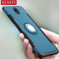Rzants untuk J7 Pro 360 Degrees Rotation with Ring Car Holder Shockproof Case Cover untuk Galaxy J7 Pro - intl