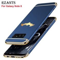 Rzants untuk  CATATAN 8 Mewah Ultra Tipis Shockproof Hard Back Case Cover untuk  Galaxy Note8-Intl