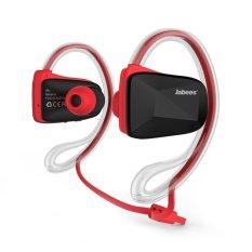 S & F Jabees 4 Warna Bluetooth Wireless Olahraga Renang Tahan Air Stereo Headset-Intl