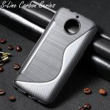 Top 10 S Line Carbon Tpu Case Cover For Motorola Moto G5S Plus Hitam Online