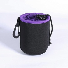 Ongkos Kirim S Size Neoprene Lens Soft Protector Pouch Bag For Dslr Camera Universal Intl Di Tiongkok