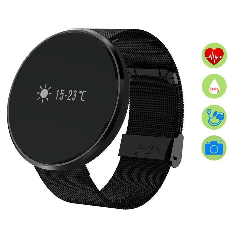 Harga S15 Gelang Jantung Kesehatan Monitor Bluetooth Smart Band Pedometer Ip67 Air Bukti Olahraga Gelang Kebugaran Tracker Watches Intl Smart Watches Terbaik