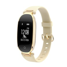 Beli S3 Bluetooth Smart Watch Gelang Band Monitor Denyut Jantung Tekanan Darah Intl Oem Asli