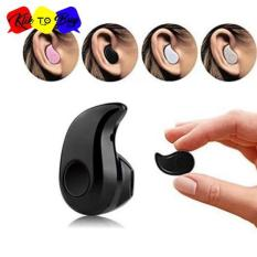 S530 Mini Portabel 4.1 Nirkabel Bluetooth Earphone Olahraga Stereo High-fidelity Kualitas Suara Headset Headphone For Hampir Semua Ponsel AND Tablet PC-Hitam  1 Pcs