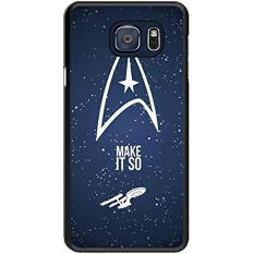 S6 Edge+ Phone Case,Star Trek Popular Gifts Case Cover for Samsung Galaxy S6 Edge Plus (Black) - intl