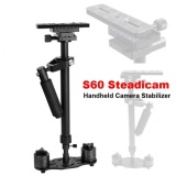 Ulasan Lengkap S60 Stabilizer Video Gimbal Steadycam Pro For Camcorder Dslr Digital Camera