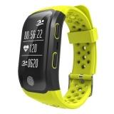 Promo S908 Gps Smartband Heart Rate Tidur Monitor Sedentary Pengingat Pedometer Ip68 Tahan Air Murah