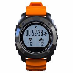 Diskon Besars928 Smart Watch Mtk2502 Bluetooth Smartwatch Heart Rate Monitor Pedometer Watch For Android Ios Watch Phone Gps Tracker As G01 Intl