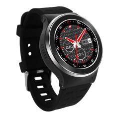 S99 Heart Rate Jam Smart 5.1 Android Ponsel Mtk6580 Quad-core 360*360 WIFI GPS Bluetooth Smart Watch untuk MOTO 360 Sport-Intl