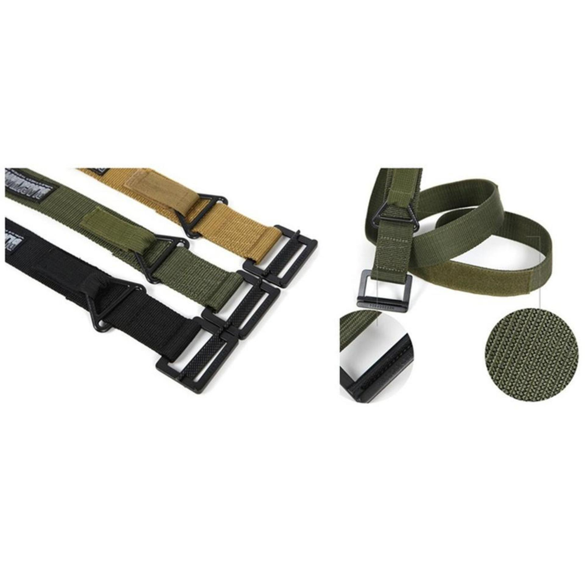 511 Tactical Series Ikat Pinggang Cotton Cream Barranadastore Gesper Army Sabuk Blackhawk Belt Airsoft Tni Outdoor Tentara