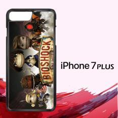 Sackboy Meets Bioshock Infinite GN1994 Custom Casing Iphone 7 Case Cover