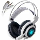 Jual Sades Arcmage 3 5Mm Led Gaming Headset Stereo Bass Headphones With Mic Volume Control Vibration Multi Asli