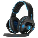 Jual Cepat Sades Gaming Head Set Sa 903 Black