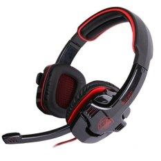 Jual Beli Sades Gpower Sa 708 Headset Gaming Merah
